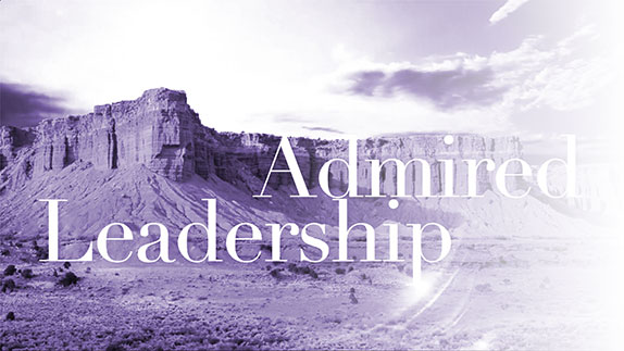 Admired Leadership